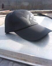 Genuine Y-3 Gry Trucker Hat Gym Trainer Snapback Cap by Y3 Yohji Yamamoto Adidas