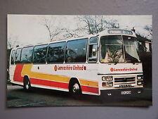 R&L Postcard: Museum of Transport Bus Card, Volvo B58-61 Plaxton Lancashire