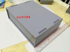 DIY Plastic Instrument Shell Box Enclosure Electronics Project Case 253x190x80mm