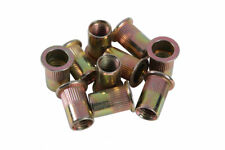 75 Piece M8 Rivet Nut Assortment - creates a threaded fixing point on metal