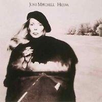 """JONI MITCHELL """"HEJIRA"""" CD 9 TRACKS NEU"""