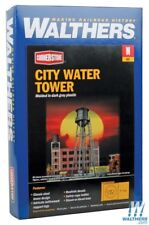 N Scale Walthers Cornerstone kit 933-3815 * City Water Tower
