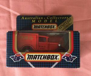 Matchbox Australian Collectors Model P.M.G 282 Truck, MB-38 Ford Model A.