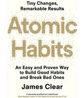 Atomic Habits by James Clear (English, Paperback)