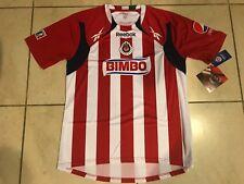 Chivas de Guadalajara Reebok jersey Autentica Nueva - Version Bicentenario XL