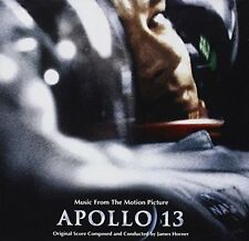 Apollo 13 (1995, by James Horner) James Brown, Jefferson Airplane, the who, Jimm