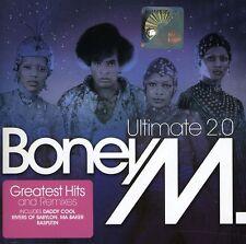 Boney M., Boney M - Ultimate 2.0 [New CD] Asia - Import