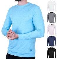 Calvin Klein Golf Mens Brooklyn Long Sleeve Durable Tee T-Shirt 34% OFF RRP