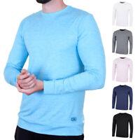 Calvin Klein Golf Mens Brooklyn Long Sleeve Durable Tee T-Shirt 34% OFF RRP
