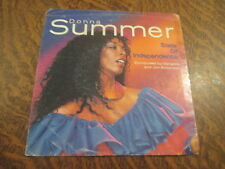 45 tours donna summer state of independence composed by vangelis and jon anderso