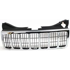 NEW 2005 2007 FRONT GRILLE FOR JEEP GRAND CHEROKEE CH1200284 55156814AE