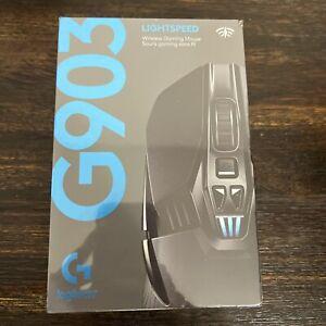 Logitech G903 LIGHTSPEED Wireless Gaming Mouse With Hero Sensor (910-005670) NEW