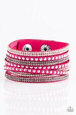 Paparazzi Bracelet - Victory Shine - Pink