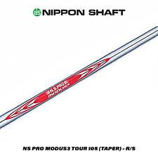 NS PRO MODUS3 TOUR 105 (TAPER) SHAFTS - S FLEX