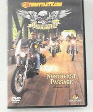 Live To Ride Northeast Passage DVD Movie