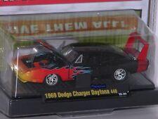 M2 Machines Detroit Muscle Machines 2010 1969 Dodge 69 Daytona Charger 440 Mopar