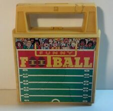 Vintage - TOMY - Funny Football Game - Wind Up - 2 Men & ball - FREE SHIPPING