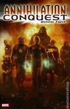 Marvel ANNIHILATION CONQUEST Book Two 2 TPB Nova Wraith Guardians of the Galaxy