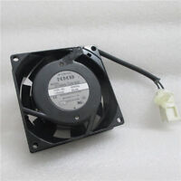 About NMB 115V 8/6.5W 8CM Waterproof Fan 3110MS-12W-B30 80*25MM