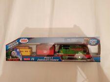 Thomas & Friends PERCY'S CHOCOLATE CRUNCH REVOLUTION Trackmaster MOTORIZED NEW