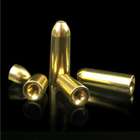50pcs 1.8-10g Brass Bullet Sinker Weight Kit Copper Fishing Sinkers Carp Tackle