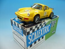 4051 Porsche Carrera RS in yellow, not boxed but mint car