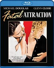 FATAL ATTRACTION (Glenn Close, Michael Douglas)  -  Blu Ray - Sealed Region free