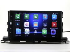 "3G/WiFi 10.1"" Android USB Stereo Car Radio GPS Navigation For Toyota Highlander"
