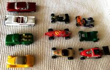 Hot Wheels Diecast Lot of 10 Variety 1967 to 1998