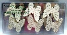 Park Designs - Butterfly shower curtain hooks boxed with 12 pieces