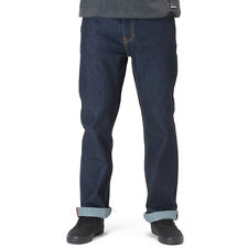 2017 NWT MENS ELEMENT ROCHESTER PANTS $55 32 sb raw regular straight flex fabric