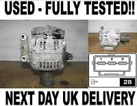 FORD TRANSIT ALTERNATOR 2.4 DIESEL 2000-06 BOSCH 0124315019