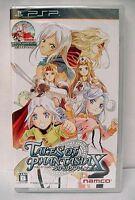 Used PSP Tales of Phantasia Narikiri Dungeon X Japan