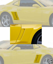 Fits 10-15 Chevrolet Camaro Xenon Urethane 1/4 Quarter Panel Body Scoops 12900