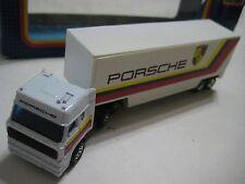 Matchbox Convoy (Thailand) White/Red/Yellow/Black DAF 3300 Tractor/Trailer NIB