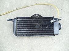 1986 CR125R CR125 cap side radiator CR 125 86