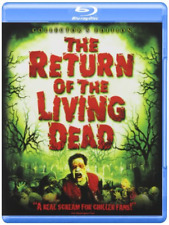 GULAGER,CLU-RETURN OF THE LIVING DEAD / (P&S) Blu-Ray NEW
