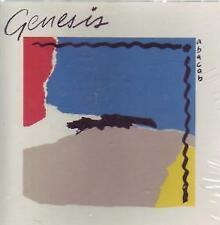 Genesis (Rock/Prog/Pop Group) Abacab Cd Germany Charisma 1984 9 Track West