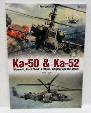 Kagero 3D Photosniper 21 - Ka-50 & Ka-52 Werewolf, Black Shark & Others     Book