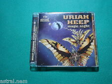 SACD URIAH HEEP Magic Night Live Concert 5.1 Multichannel DSD CD Mostly Autumn