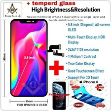 TFT iPhone X screen Replacement LCD Display & 3D Touch-Screen Digitizer OLED