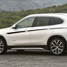 BMW X1 F48 M Performance accent stripes M Sport Side Stripe Graphics decals