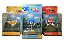 Sonic The Hedgehog - Totaku Collection Figures SET of 3: Sonic, Tails, Knukles