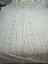 "Thomas O'brian vintage modern duvet cover 86"" x 84"" 100% cotton"