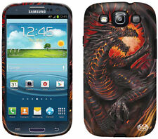 Spiral Direct DRAGON FURNACE Samsung Galaxy S3/SIII/S 3 Phone Case/Cover fantasy