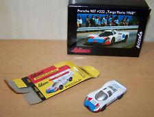 """Schuco Piccolo - Porsche 907 #222 """"Targa Florio 1968"""" - 1:90"""