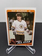1984 Topps Ray Bourque #157 Hockey Card