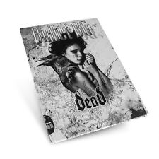 BULLET BG DEAD LIFE TATTOO FLASH DESIGNS - High Quality A4 flash Sheets RRP £110