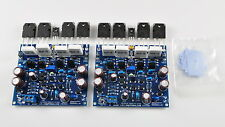 LJM Audio MX50X2 Power amplifier kit base on X-A50 (2 channle kit )  CL103