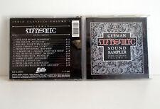 VARIOS - Zillo German Mystic Sound Sampler Vol. I CD EX/VG+